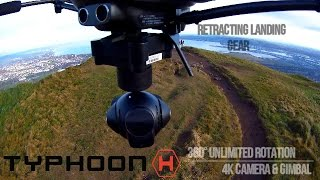 YUNEEC TYPHOON H  IMAGINE POSSIBILITIES WITHOUT LIMITATIONS