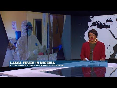 Nigeria struggles to contain Lassa fever outbreak