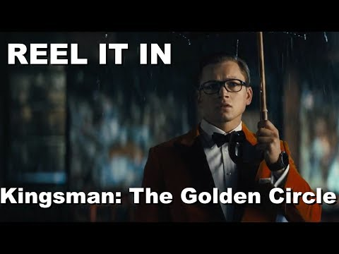 KINGSMAN: THE GOLDEN CIRCLE Movie Review-...