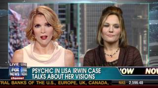 Megyn Kelly Talks Crime With a Psychic. That's news?
