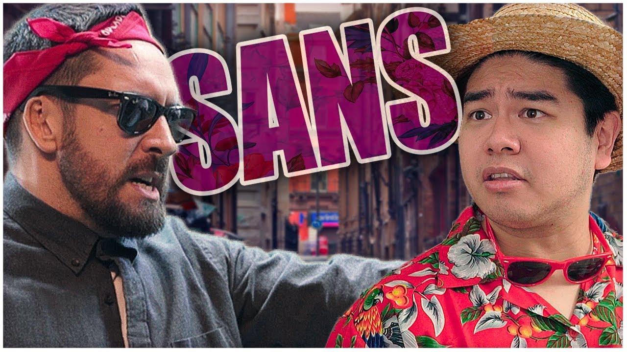 SANS HAPPY END #SANS (ft Le Rire Jaune, Akim Omiri, Jimmyfaitlcon, Raphaël Liot, Nicolas Meyrieux)