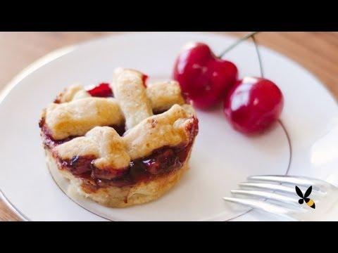 Cherry Pie Recipe (and Pie Dough)