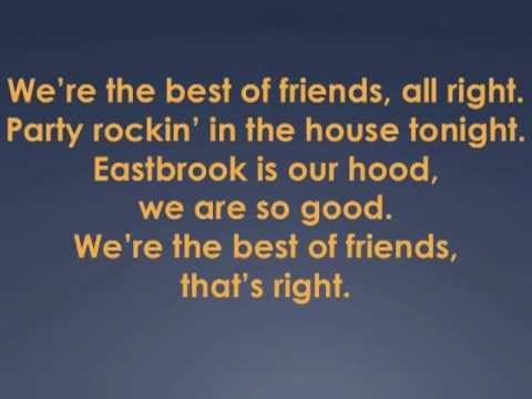 Best of Friends - Ms. Lawrence Class Song 2012