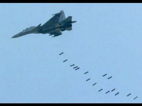 russian su 35 bombing in syria
