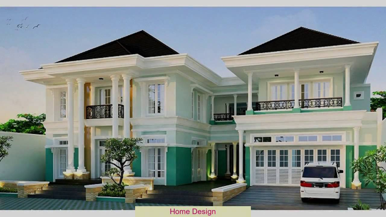61 Desain Rumah Minimalis Klasik Modern  Desain Rumah