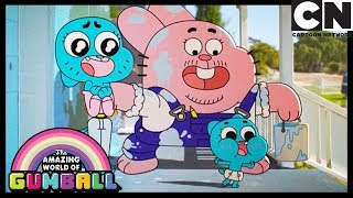 Gumball | Richard and Nicole Watterson ❤️ | Cartoon Network