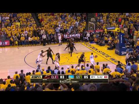 NBA Finals 2016: Cleveland Cavaliers Vs Golden State Warriors Game 7 Highlights (4-3)