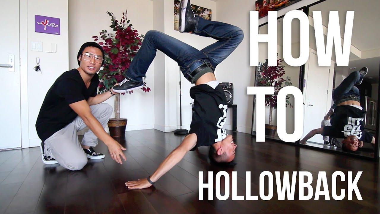 How to Breakdance | Head Hollowback | Victor King (Quest