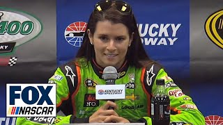 Danica Patrick Responds to Kyle Petty