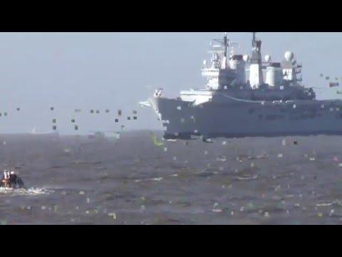 Liverpool HMS Illustrious A.K.A Lusty