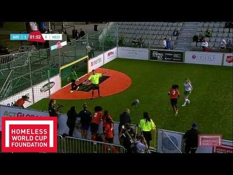 Oslo 2017 Homeless World Cup Live Stream Day 5 Pitch 1