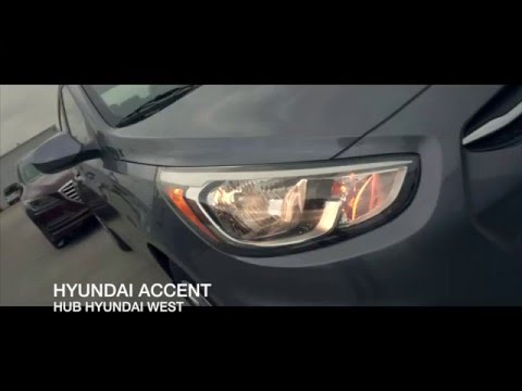 2016 Hyundai Accent Standard Features