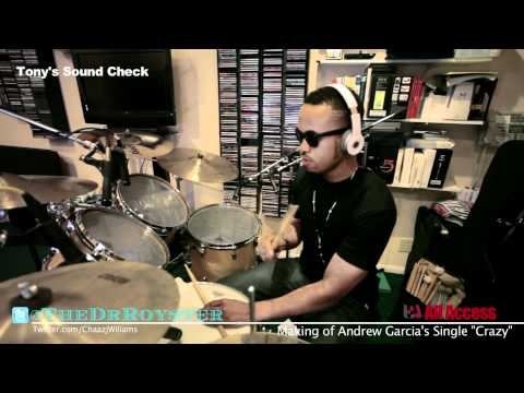 Tony Royster Jr. Drums to Andrew Garcia