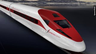Chinese Company To Build High-Speed Rail From Vegas To LA - Newsy