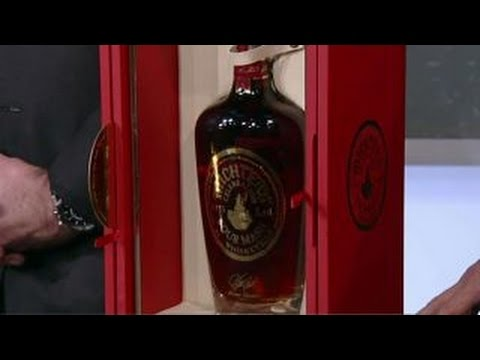 Michter's special blend whiskey could fetch $5K a bottle