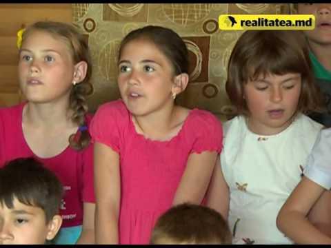 Primarul din Ivancea a deschis un centru comunitar pentru copii