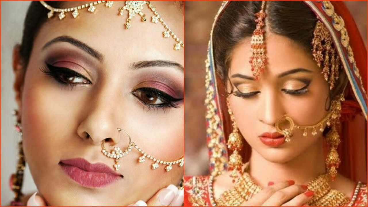 Clip On Indian Bridal Nose Ring