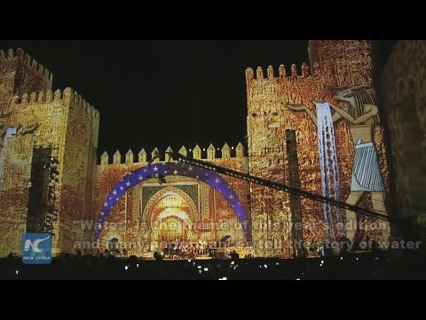 """Festival of Fez world sacred music featuring """"Water"""" in 2017"""