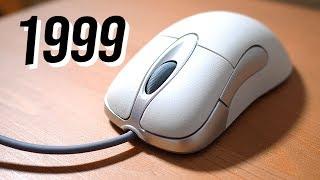 ¿Es este mouse de 20 años MEJOR que los modernos? | Microsoft Intellimouse