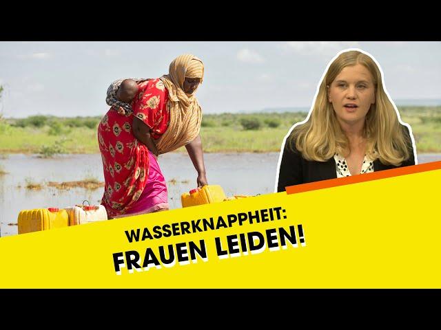SPD: Ohne Wasser mehr Missbrauch & Ausgrenzung