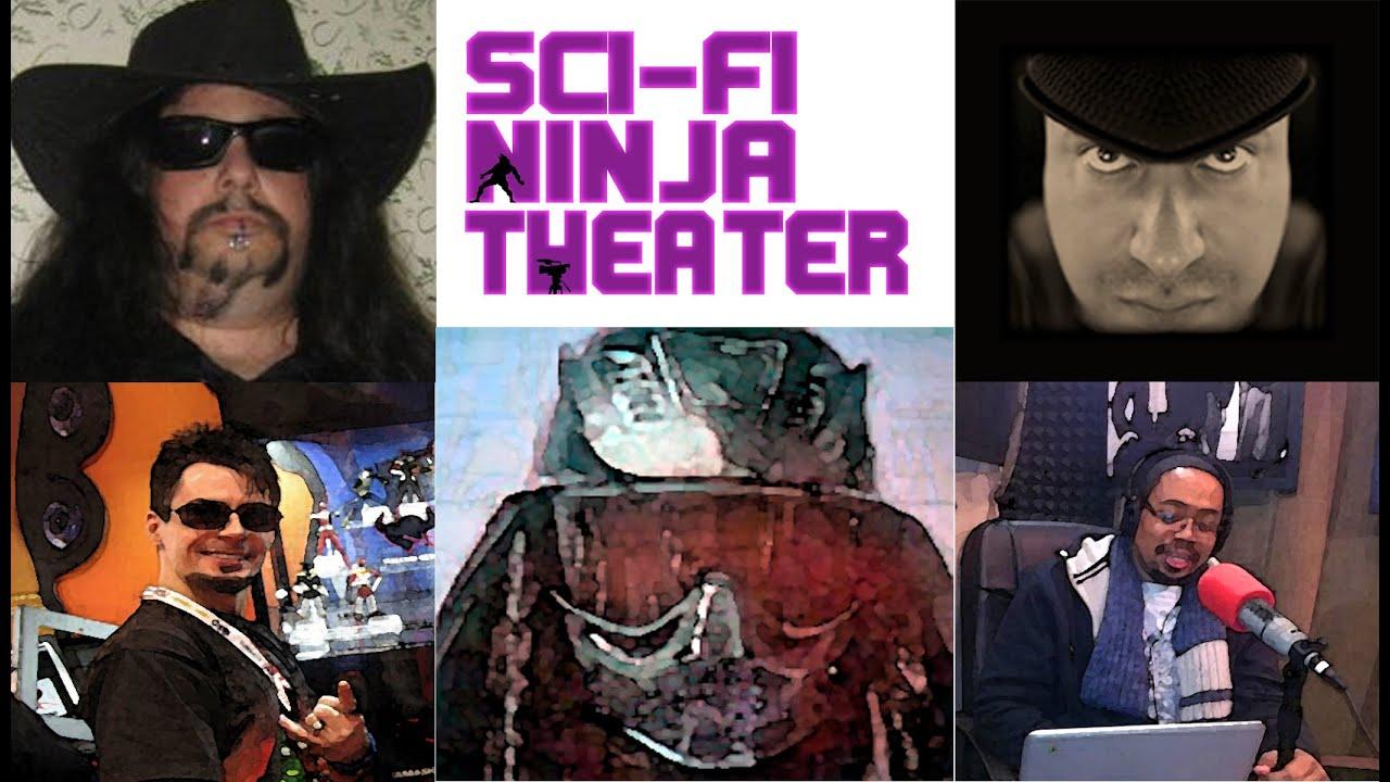 Sci Fi Ninja Theaters Host Shadow Ninja And Damian Bravo Talk About