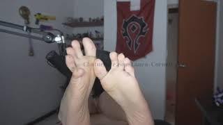 Vita Celestine-feet
