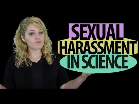 science's-dark-secret:-sexual-harassment-of-female-scientists