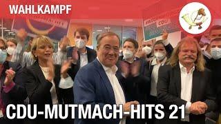 Jetzt neu! CDU-Mutmach-Hits 21 (eingesungen von Partygästen des Konrad-Adenauer-Hauses)