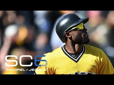 Starling Marte's Suspension Is Huge Hit To Pittsburgh Pirates | SC6 | April 18, 2017