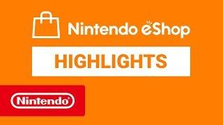 Nintendo eShop Highlights: January 2018