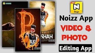 How To Use Noizz App - Noizz App Par Video Kaise Banaye - Noizz App Edits - Status Editor App screenshot 1