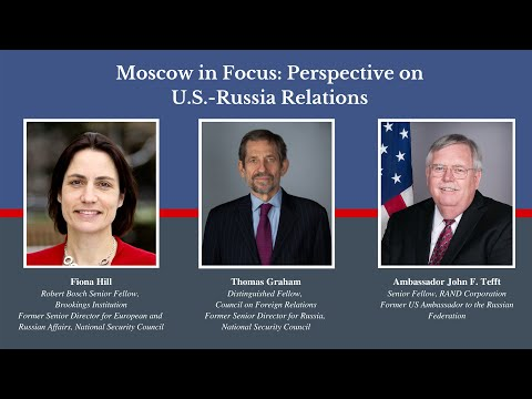 Moscow in Focus: Perspectives on US-Russia Relations
