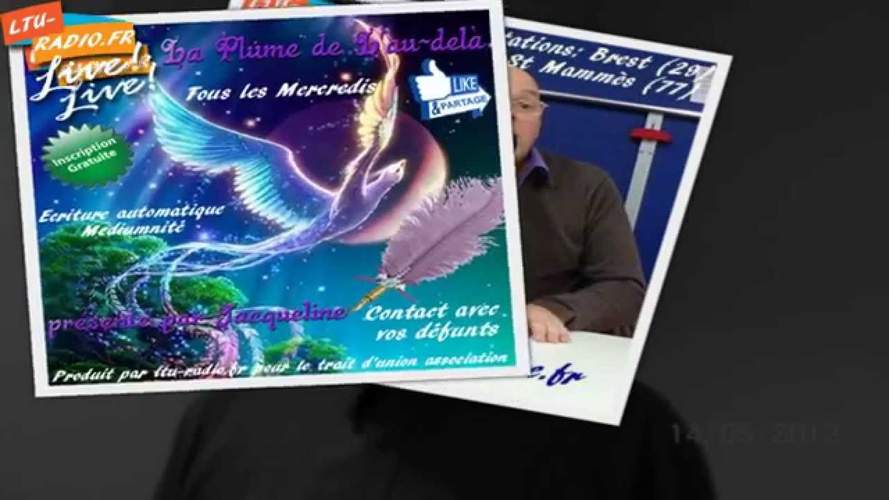 au dela des mots 08 05 2014 Georges Chapman, William Lang par Claude Hourdou
