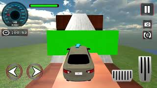 Crazy Car Impossible Stunt Challenge Game-The best 3D Games for Android Mobiles