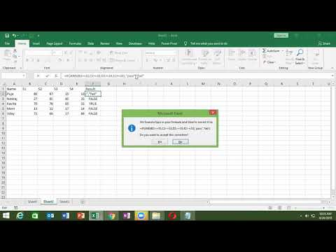 Report Automation Using Excel