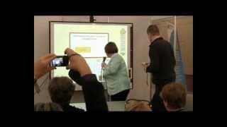 Интерактивный урок по русскому языку в ПО WizTech - победитель конкурса