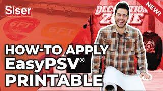 A Guide to EasyPSV® Printable