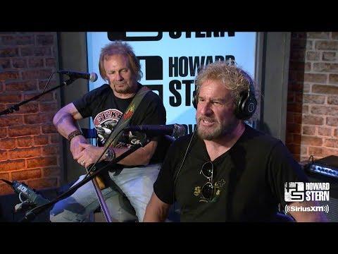 Sammy Hagar Tried to Make Amends With Alex and Eddie Van Halen