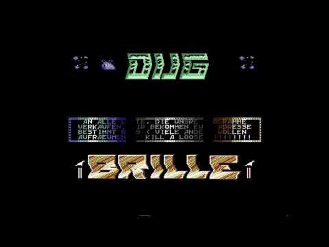 Operation Underground intro - Battle Chess C64
