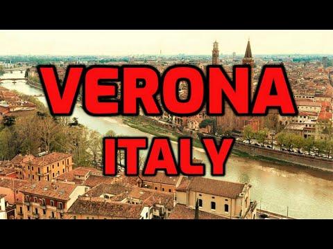 Verona, city of Romeo and Juliet