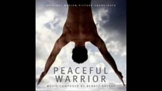 "Bennett Salvay scores ""Peaceful Warrior"""