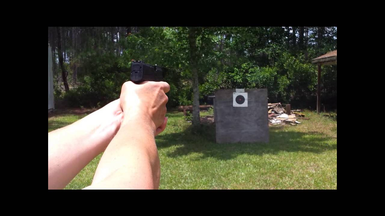 709 slim 9mm pistol - Shooting The Taurus Pt 709 Slim 9mm Semi Auto Pistol