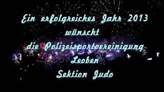 1 PSV Leoben Judo   Happy New Year 2013