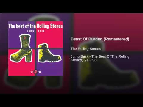 Beast Of Burden Remastered