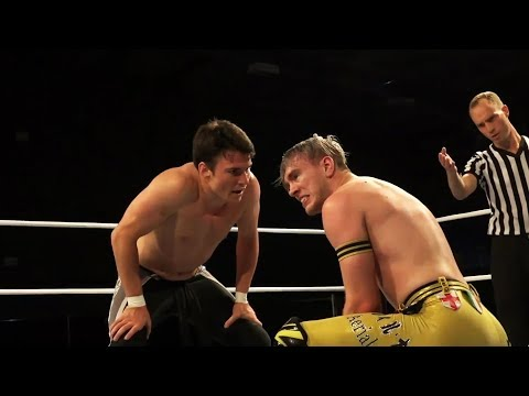 Will Ospreay vs. Mike Bailey Pro Wrestling World Cup  Quarter Finals