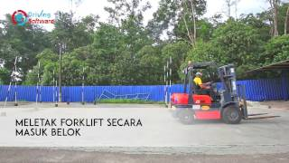Forklift License - F