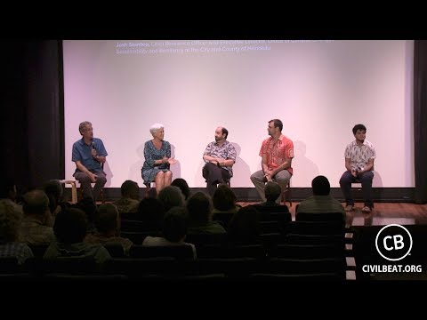 Chasing Coral Panel Discussion