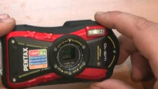 видео Ремонт Pentax Optio WG-3 GPS