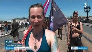 A Bordeaux, une marche des fiertés sur fond de débat sur la PMA