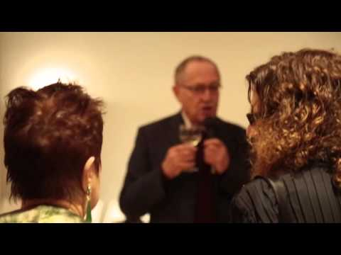 Alan Dershowitz on the Work and Life of Phyllis Chesler October 1, 2015